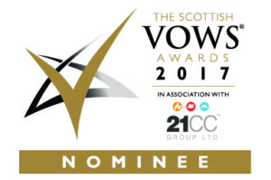 Scottish Vows Awards 2017 Nominee