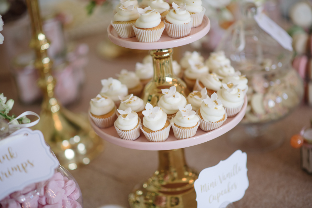 The Balmoral Wedding Cupcakes