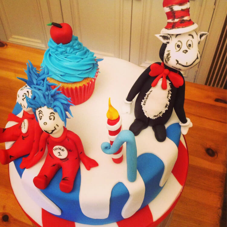 Novelty Birthday Cakes Edinburgh