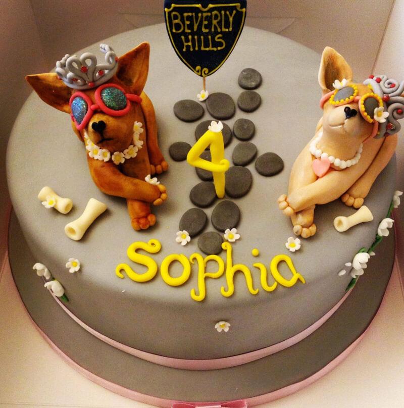 Birthday And Novelty Cakes