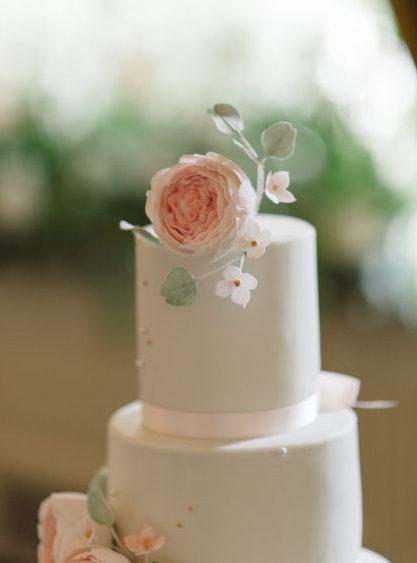 Balmoral Wedding Cake