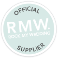 Rock My Wedding Official Supplier Badge